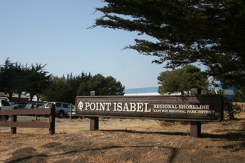 Future of Point Isabel in Richmond