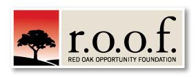 Red Oak R.O.O.F.