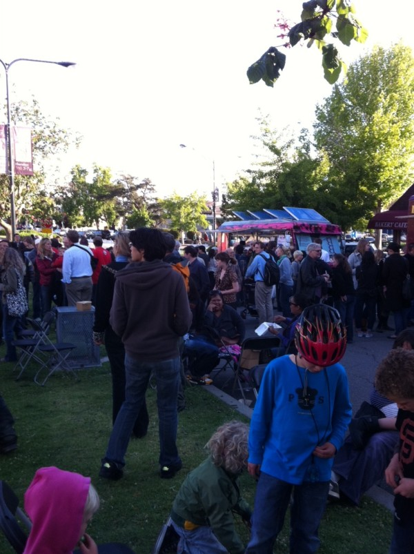 thumbnail for Off the Grid Makes Berkeley Debut