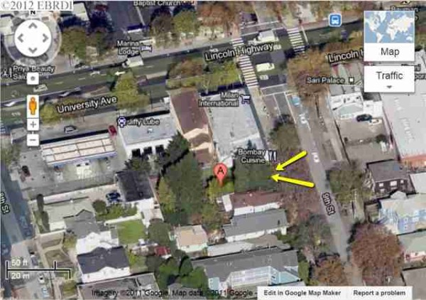 thumbnail for Lot for Sale in Berkeley w/Preliminary Approval for 8 Condos