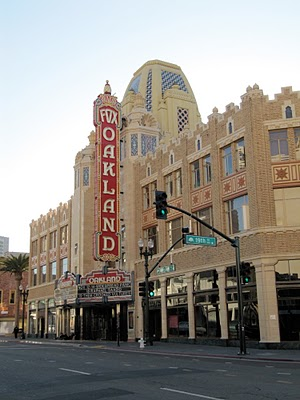 Oakland Makes it in the top 5 of the New York Times Best Places to Visit in 2012