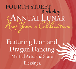 thumbnail for Chinese New Year on Fourth Street in Berkeley Feb. 4th