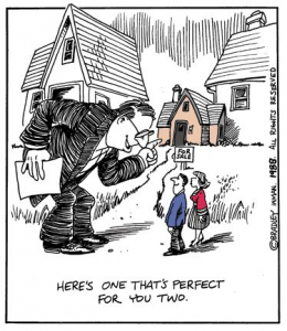 thumbnail for Happy House Hunting Humor