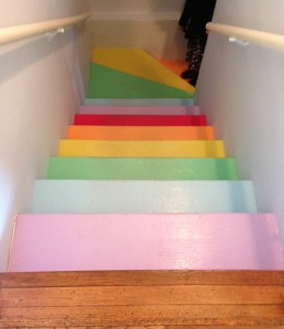 thumbnail for Rainbows and Stairs