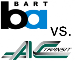 thumbnail for Bart vs. Bus: How Living Outside of the BART Zone Will Cost you Less