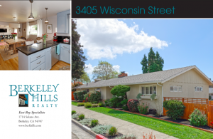 thumbnail for 3405 Wisconsin, 3 beds + 2 baths in the HOT Laurel District