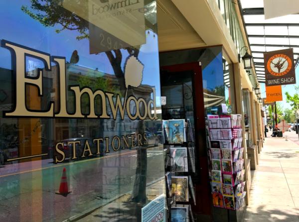 living in elmwood ca