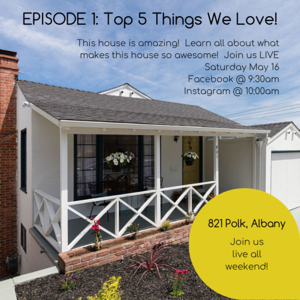thumbnail for Virtual Open House Schedule for 821 Polk St in Albany